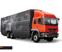 Door to door trucking services