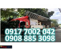 Trucking Services Truck For Rent Hire Capcom Las Pinas