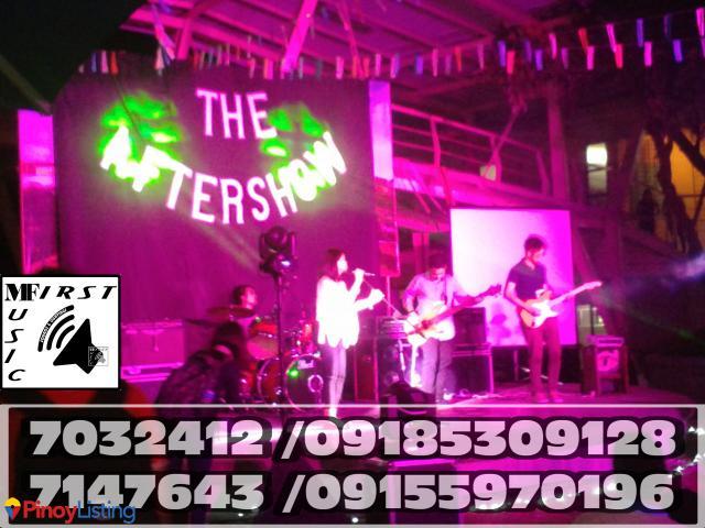 MUSIC FIRST Lights Sounds System Rental Manila,Band Equipment.Tel:7032412,7147643,09185309128