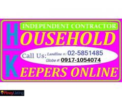 Household Keepers Employment Services