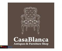 Casablanca Antiques and Furniture Shop