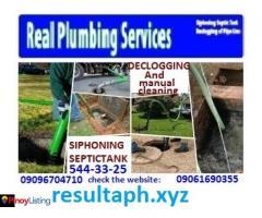 Malabanan Siphoning Declogging Services Mandaluyon City.02-5443325ng City