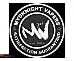 Mydknight Vapers - Vape Lounge & Fluids