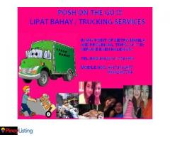 POSH ON THE GO ! LIPAT BAHAY AND TRUCKING COMPANY