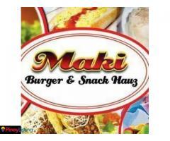 Maki Burger Snack Hawz & Eatery