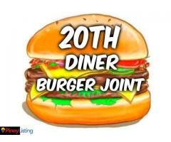 20th Diner Burger Joint