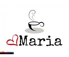 Love, Maria Cafe