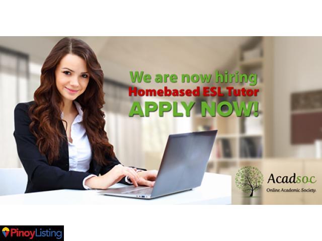 Acadsoc Online English Tutor Club