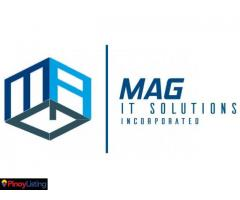 MAG IT SOLUTIONS INC.