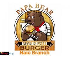 Papa Bear Mammoth Burger - Naic