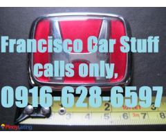 Francisco Car Stuff