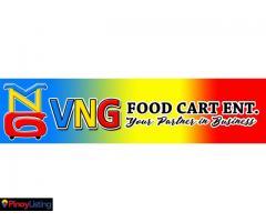 VNG Food cart franchise