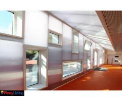 The Benefits of Using a Translucent Facade