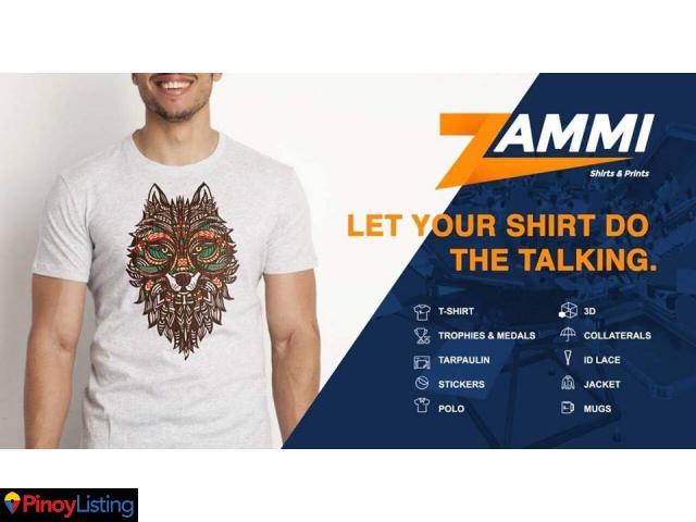Zammi Shirts and Prints