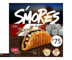 Famous Belgian Waffles SM Trece