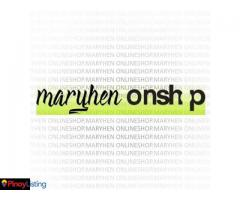 Maryhen onshop