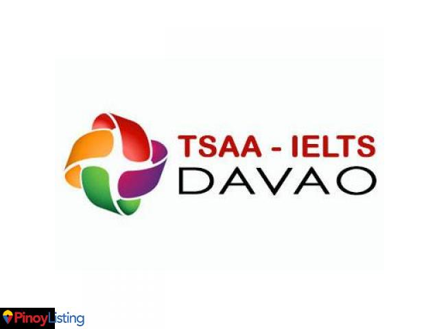 TSAA-IELTS Review Center
