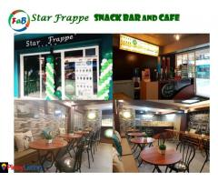 Coffee Shop Cafe Snack Bar and Cafe Restaurant