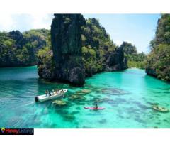 El Nido Palawan Tour package