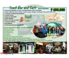 Snack Bar, Cafe, Coffee Shop, Restaurant Business