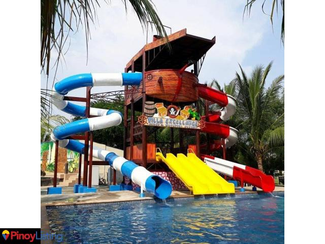 Villa Excellance Beach And Wave Pool Resort