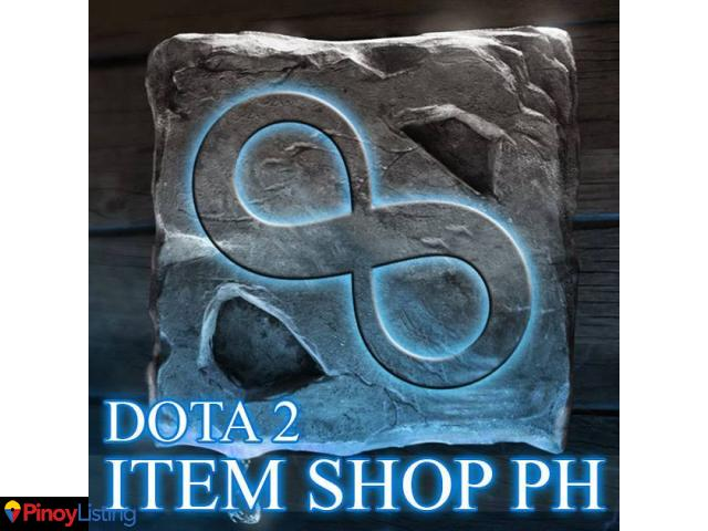 DOTA 2 ITEM SHOP PH