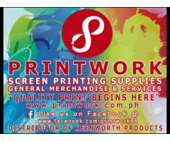 Printwork Sales, Incorporated