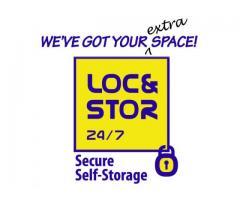 Loc&Stor 24/7 Self Storage Pasig