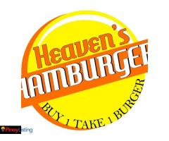 Heaven's Hamburger - Affordable Food Cart Franchise