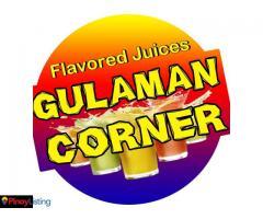 Gulaman Corner - Affordable Food Cart Franchise
