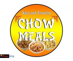 Chow Meals - Affordable Food Cart Franchise
