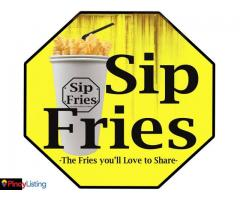 Sip Fries - Affordable Food Cart Franchise