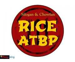 Rice Atbp. - Affordable Food Cart Franchise