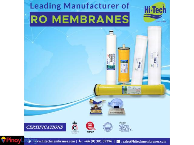RO Membranes Manufacturer