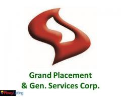 Grand Placement & Gen. Services Corp.