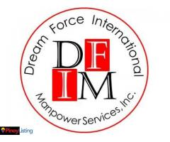 Dream Force International Manpower Services, Inc.