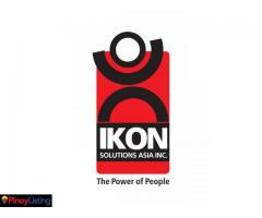 IKON SOLUTION ASIA, INC