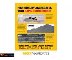 MG7 Aggregates