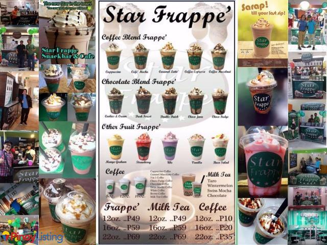 Star Frappe - Snack Bar and Cafe Franchise