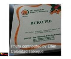 The Original Buko Pie,  Los Baños, Laguna