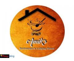 Amik's Restaurant & Lodging House