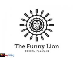 The Funny Lion