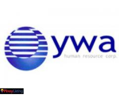YWA HUMAN RESOURCE CORPORATION (FORMERLY YANGWHA)