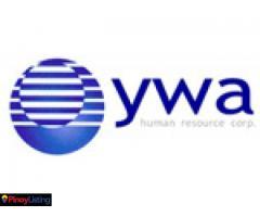 YWA HUMAN RESOURCE CORPORATION (FORMERLY YANGWHA)