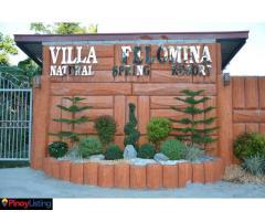 Villa Felomina Natural Spring Resort