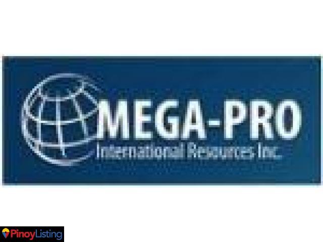 MEGA-PRO INTERNATIONAL RESOURCES INC.