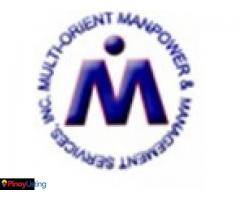 MULTI-ORIENT MANPOWER & MANAGEMENT SERVICES INC.