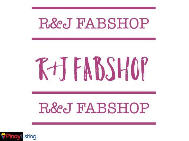 R&J FabShop - Marikina Sandals direct supplier/seller/distributor
