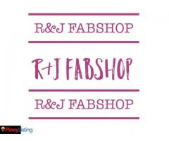 R&J FabShop - Marikina Sandals direct supplier/seller/distributor