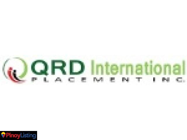 QRD INTERNATIONAL PLACEMENT, INC